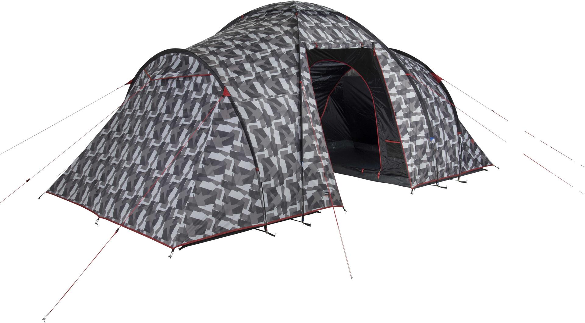 High Peak Texel 4 Tent, bluegrey l Online outdoor shop Campz.nl